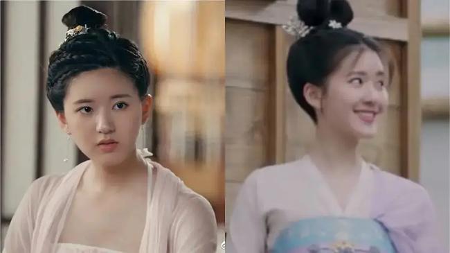 """Bị chê xấu khi đóng """"Trần Thiên Thiên trong lời đồn"""", Triệu Lộ Tư đáp trả, netizen bới móc cả chuyện mặt nọng, lưng gù - Ảnh 2."""