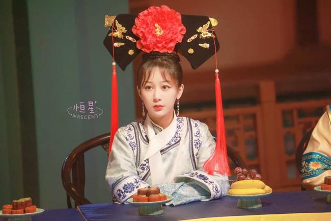 Dương Tử bị lộ tạo hình công chúa nhà Thanh, còn đóng lại vai Hạ Tử Vy trong Hoàn Châu Cách Cách - Ảnh 8.