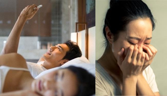 Trong 1 lần say, chồng thú nhận chuyện ngoại tình và có con riêng nhưng sự thật vợ mắt thấy tai nghe lại kinh khủng hơn thế - Ảnh 1.