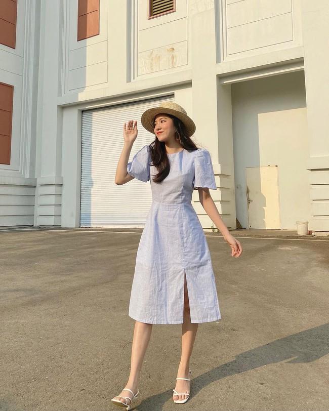 """Chỉ từ 300k mua được váy công sở rất thanh lịch mà không bị """"dừ"""", lương về hốt ngay - Ảnh 3."""
