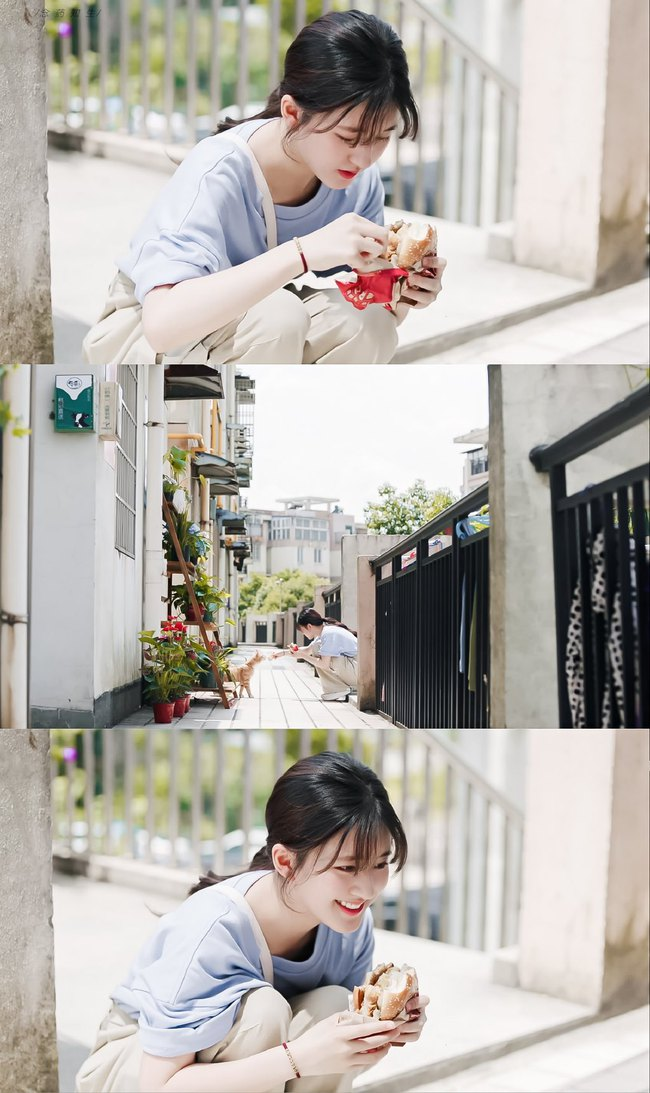 Triệu Lộ Tư có phim ngọt sủng: Mỹ nữ Trần Thiên Thiên trong lời đồn mặt bé xíu cực xinh nhưng lộ rõ chân quá ngắn - Ảnh 4.