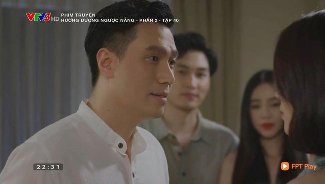 Hướng dương ngược nắng tập cuối viên mãn: Minh đồng ý lấy Hoàng, Kiên - Châu suýt hôn - Ảnh 2.