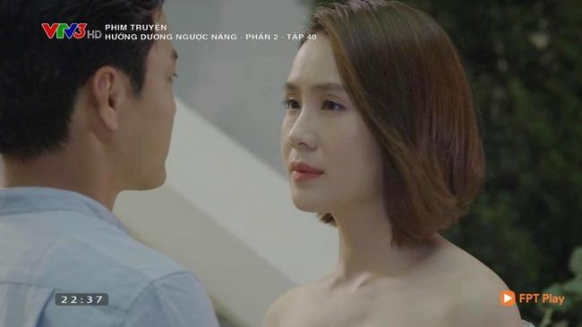 Hướng dương ngược nắng tập cuối viên mãn: Minh đồng ý lấy Hoàng, Kiên - Châu suýt hôn - Ảnh 7.