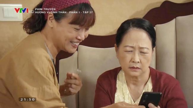 Hương vị tình thân: Long (Mạnh Trường) bắt đầu nghi ngờ bà Bích, đến ông Khang cũng khó chịu - Ảnh 4.