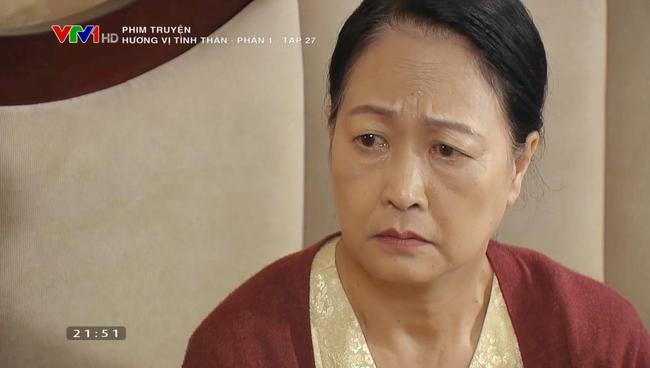 Hương vị tình thân: Long (Mạnh Trường) bắt đầu nghi ngờ bà Bích, đến ông Khang cũng khó chịu - Ảnh 5.