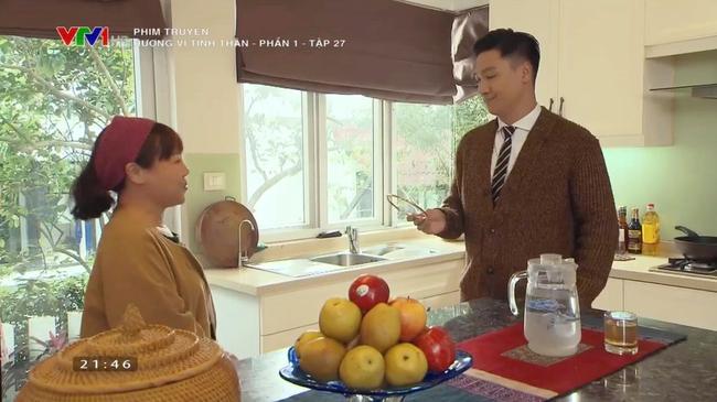 Hương vị tình thân: Long (Mạnh Trường) bắt đầu nghi ngờ bà Bích, đến ông Khang cũng khó chịu - Ảnh 2.