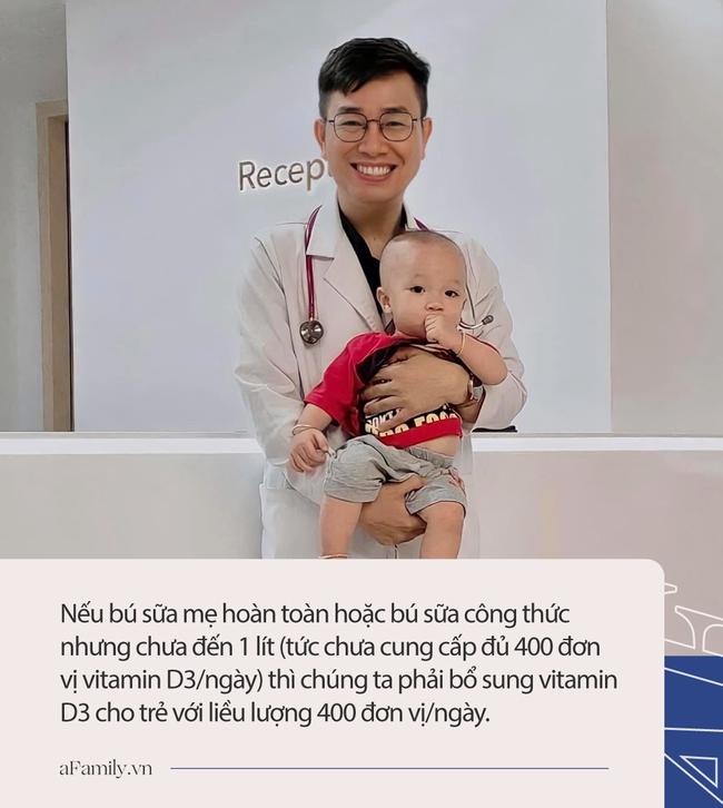 Chuyên gia Nhi khoa nổi tiếng nói gì về việc bổ sung vitamin D3 và K2 cho con để hỗ trợ tăng chiều cao? - Ảnh 2.