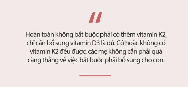 Chuyên gia Nhi khoa nổi tiếng nói gì về việc bổ sung vitamin D3 và K2 cho con để hỗ trợ tăng chiều cao? - Ảnh 3.