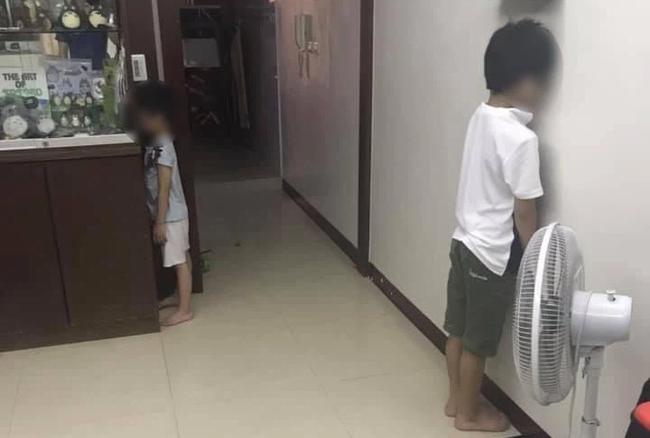 Khủng hoảng vì con nghỉ học do dịch, phụ huynh thi nhau chia sẻ ảnh phạt con úp mặt vào tường vừa buồn cười, vừa đáng yêu