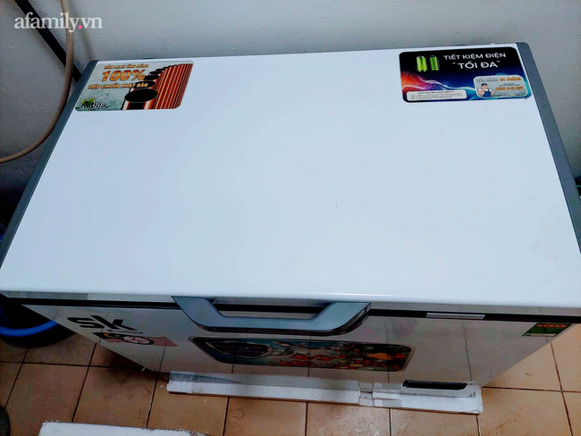 Chiếc tủ lạnh chứa hàng nghìn thai nhi