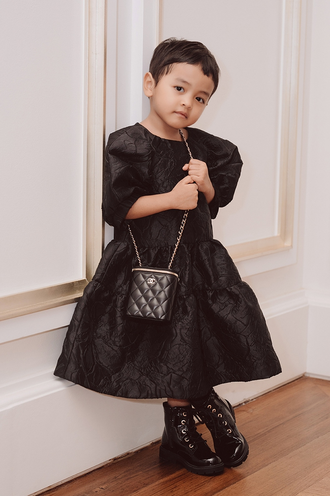 """Con gái cưng bị """"nhắc khéo"""" cần phải mập hơn, ông bố 40 tuổi Đỗ Mạnh Cường đáp trả quá cứng: """"Linh Đan có tỷ lệ vàng để trở thành siêu mẫu!"""" - Ảnh 9."""