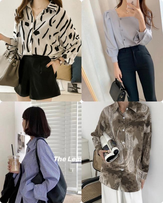 áo blouse - Ảnh 7.