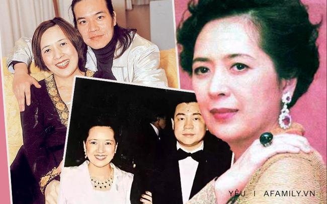 """Ly hôn người giàu có bậc nhất Hong Kong, nữ tỷ phú lên xe hoa với người nổi tiếng kém 6 tuổi và cái kết cuối đầy bi kịch khi phát hiện """"mặt tối"""" của chồng! - Ảnh 1."""