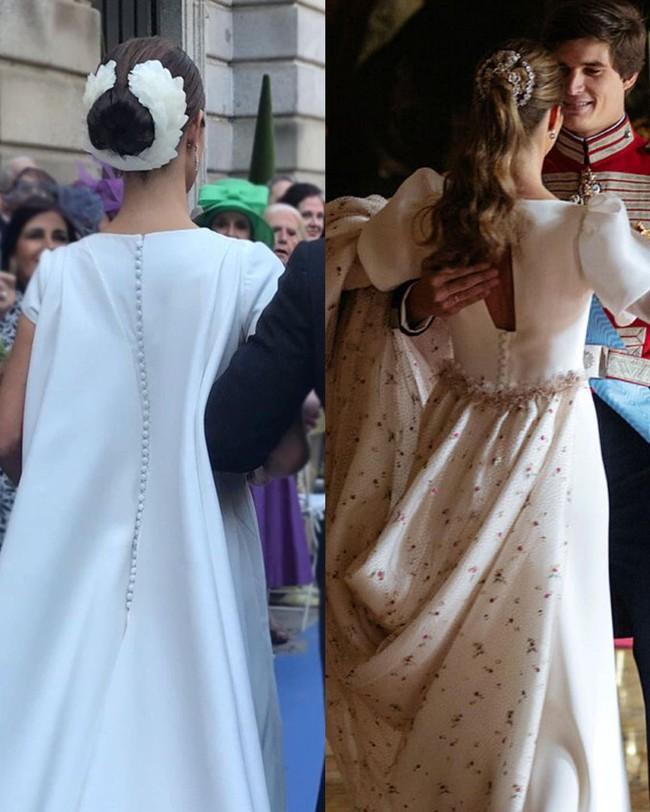 Không phải Kate Middleton hay Meghan Markle, đây mới là 2 cô dâu Hoàng gia có  - Ảnh 2.