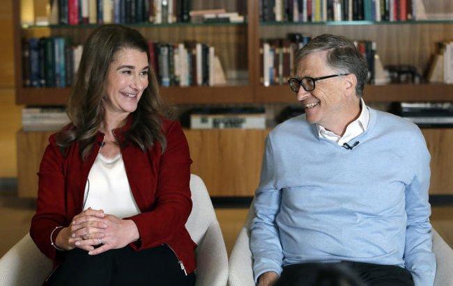 """Tỷ phú Bill Gates khẳng định: """"Chúng tôi không thể phát triển cùng nhau như 1 cặp vợ chồng"""", song phát ngôn trước đó của bà Melinda lại khác hẳn - Ảnh 2."""
