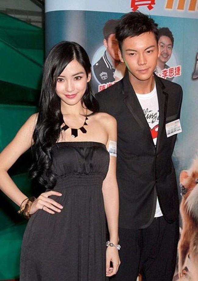 Angelababy từng có mối tình kéo dài 4 năm với Trần Vỹ Đình.