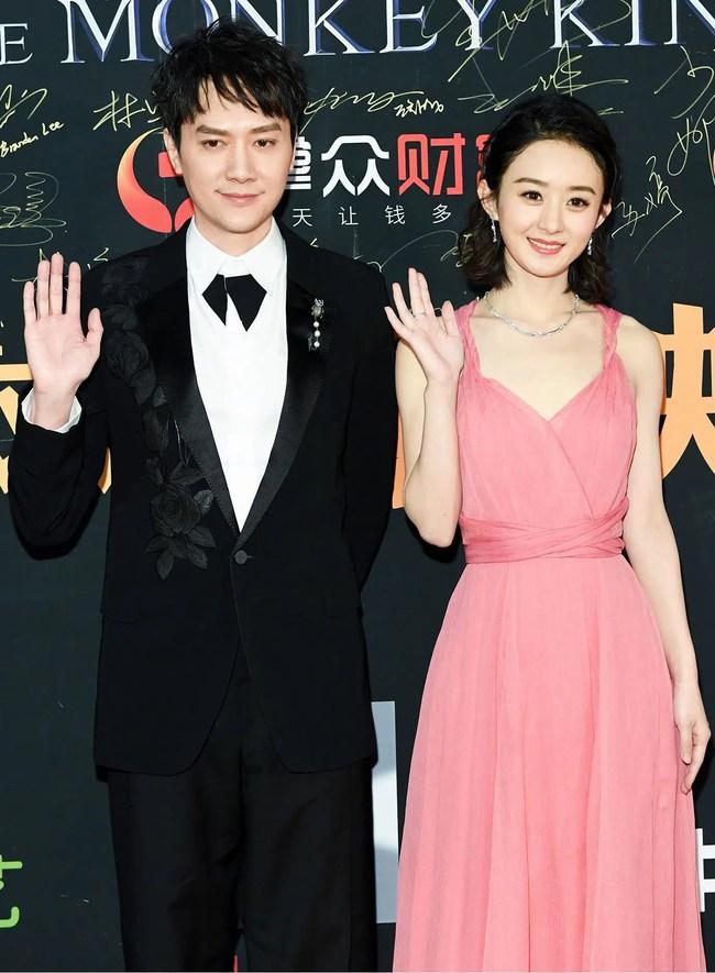 Phùng Thiệu Phong kết hôn với Triệu Lệ Dĩnh nhưng hai người cũng chẳng thể bên nhau dài lâu.