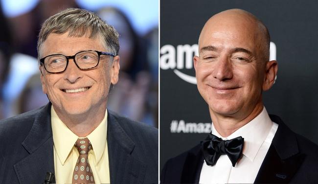 Điều trùng hợp bất ngờ: Trước khi ly hôn người vợ tào khang, ông chủ Amazon và tỷ phú Bill Gate đều đưa ra câu nói nổi tiếng về ... rửa bát - Ảnh 1.