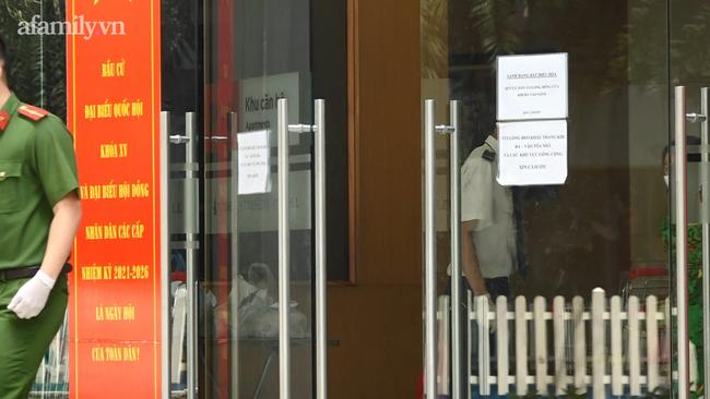 Hà Nội: Phong tỏa tòa nhà chung cư cao cấp nơi bệnh nhân người Ấn Độ nghi nhiễm Covid-19 - Ảnh 7.