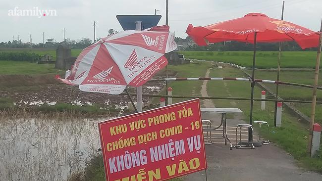 Một xã ở Hà Nam phải phong tỏa vì BN 2899