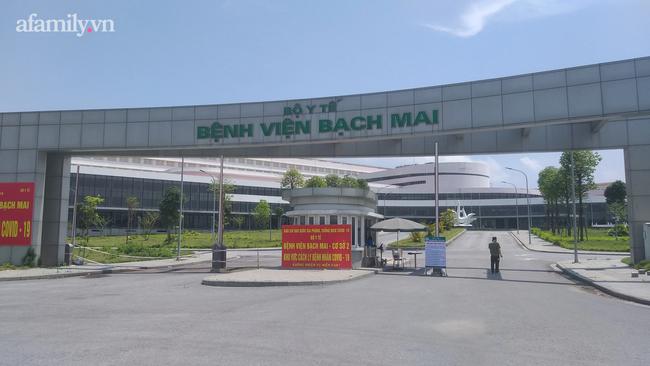 Bệnh viện dã chiến tại Hà Nam