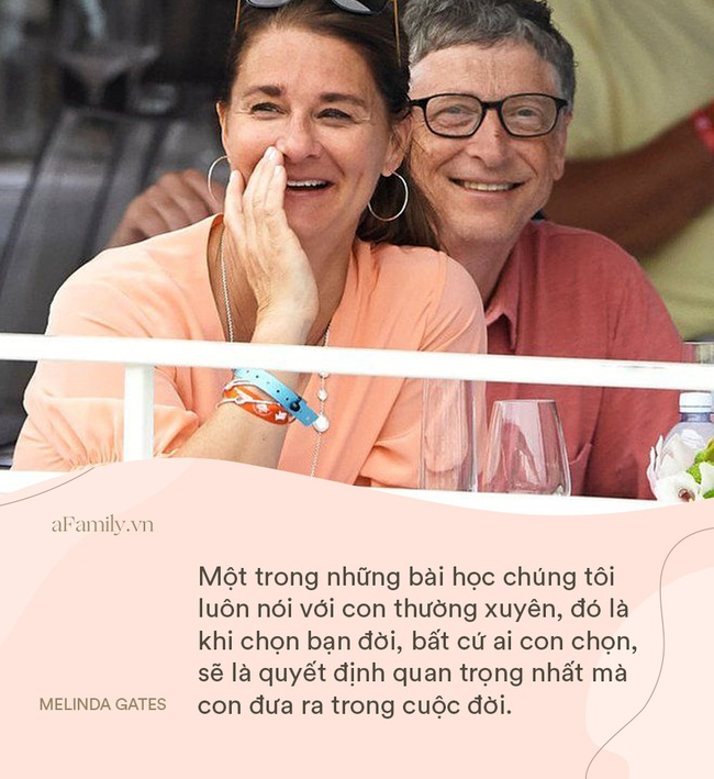 """Bill Gates và vợ """"cung đàn vỡ đôi"""", nhìn 8 điều dạy con siêu hay ho của cặp đôi một thời, ai cũng chẹp miệng: Tiếc thế!  - Ảnh 7."""
