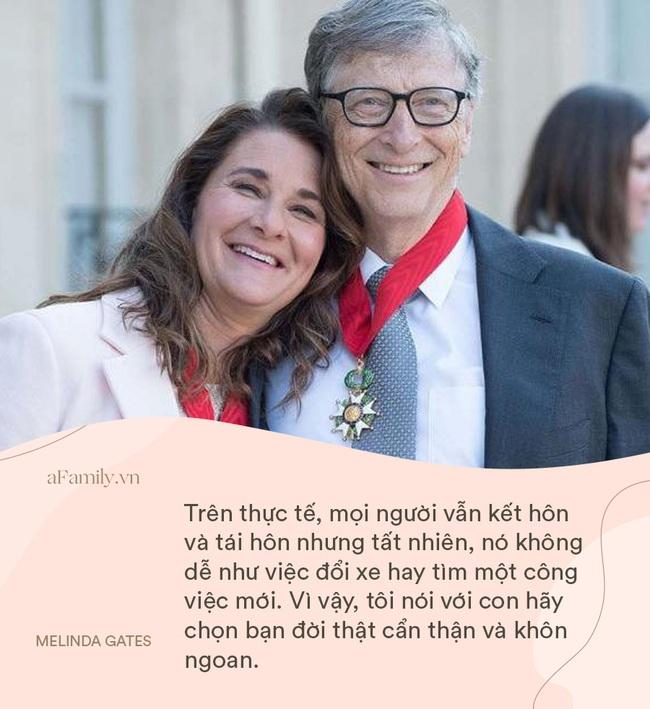"""Bill Gates và vợ """"cung đàn vỡ đôi"""", nhìn 8 điều dạy con siêu hay ho của cặp đôi một thời, ai cũng chẹp miệng: Tiếc thế!  - Ảnh 8."""