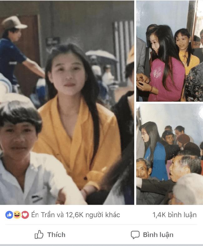 """Dân mạng hào hứng bắt trends """"Đưa mẹ về thanh xuân"""" với loạt ảnh xinh như diễn viên TVB cùng các góc nghiêng cực phẩm của mẹ - Ảnh 4."""