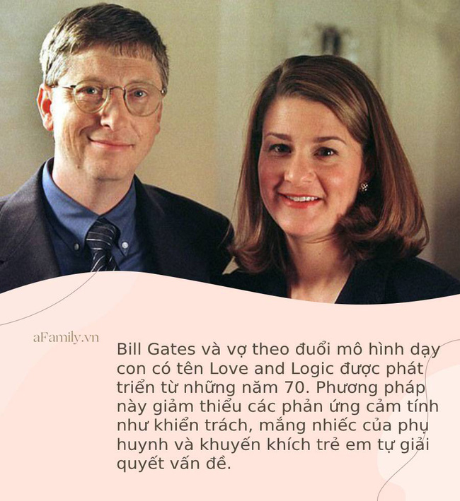 """Bill Gates và vợ """"cung đàn vỡ đôi"""", nhìn lại 8 nguyên tắc dạy con siêu hay ho của cặp đôi một thời, ai cũng ngưỡng mộ - Ảnh 9."""