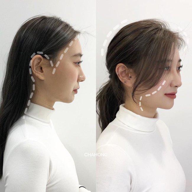 Gái Hàn có một chiêu vuốt tóc mái để buộc tóc kiểu nào cũng sang, mặt nhỏ gọn thanh tú hơn hẳn - Ảnh 6.