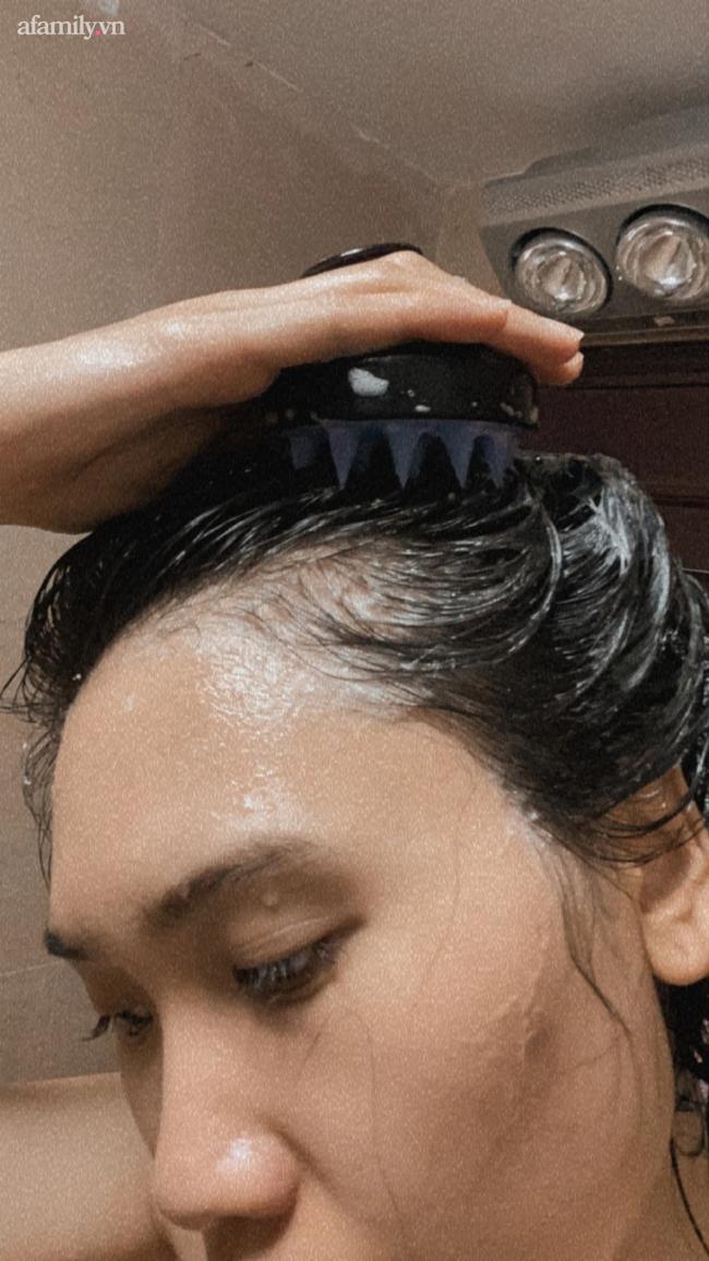 Bộ đôi phồng tóc của Hàn đang hot, mình đã mua về dùng thử để xem có hiệu nghiệm thật không - Ảnh 3.