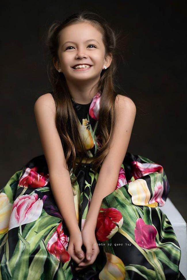 Chấm điểm nhan sắc 5 Alpha kid nhà sao Việt: Bé nào cũng xinh đẹp từ nhỏ, nhiều gương mặt được công chúng dự đoán sẽ thành Hoa hậu - Ảnh 7.
