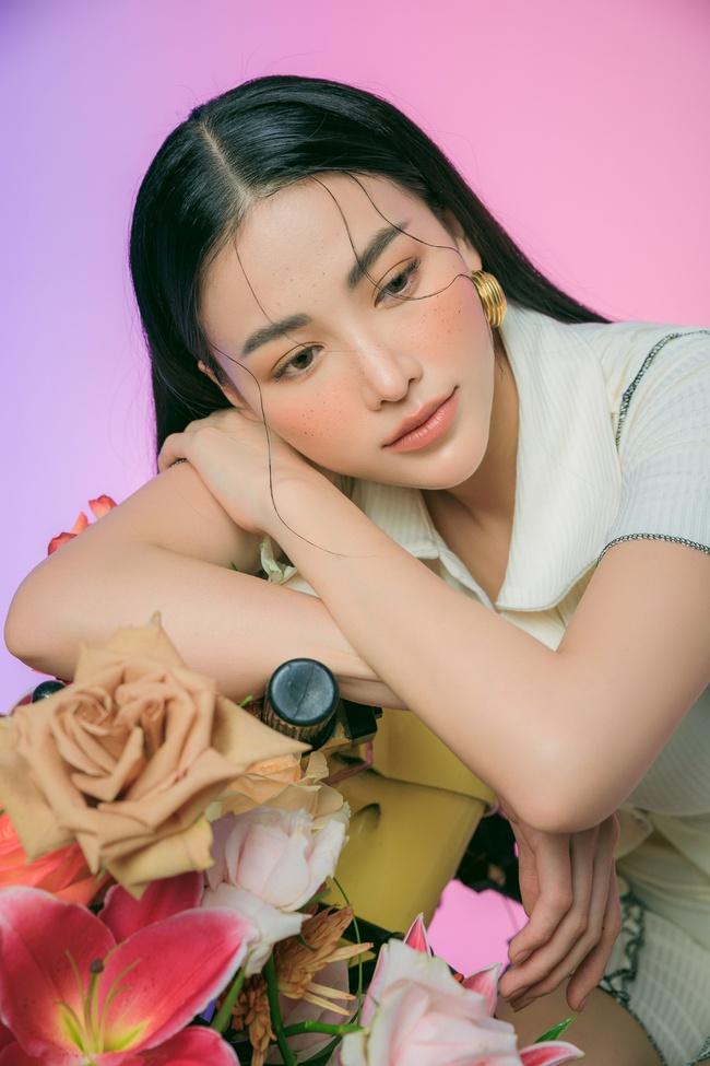 Nhan sắc Phương Khánh thế nào sau 3 năm đăng quang Hoa hậu Trái đất?  - Ảnh 1.