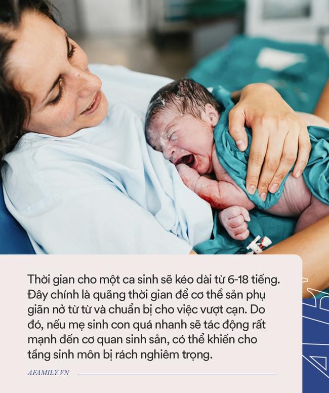 Sản phụ đẻ nhanh nhất thế giới: Vừa nhắn tin cho bạn báo mình không ổn, 27 giây sau bà mẹ ẵm luôn em bé trên tay - Ảnh 5.