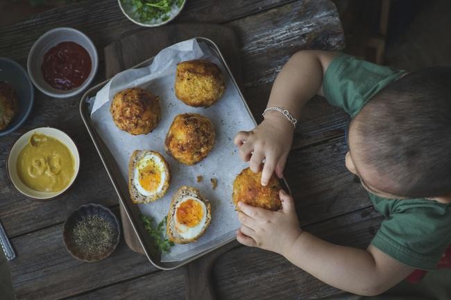 Trứng luộc thêm 4 bước và 4 loại nguyên liệu này cực thơm ngon, lạ miệng, ai ăn cũng tấm tắc khen ngợi - Ảnh 19.