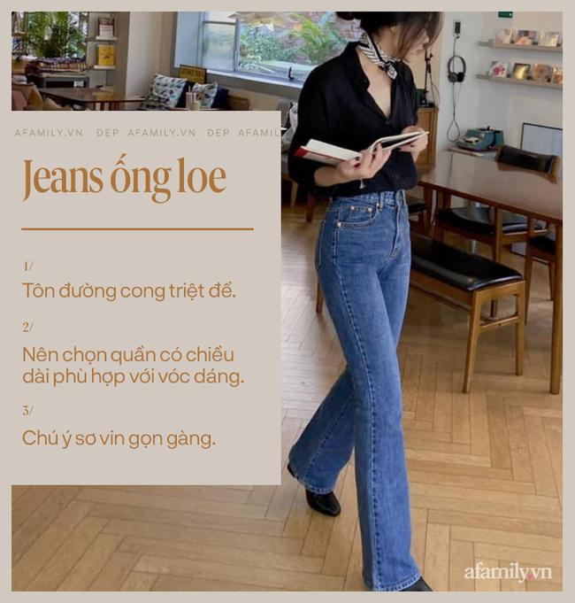 """Mê quần jeans đến mức cô nàng này có hẳn một review """"tường tận"""" về 3 kiểu jeans tôn dáng nhất dành cho các chị em - Ảnh 3."""