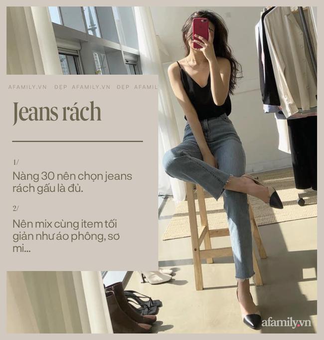 """Mê quần jeans đến mức cô nàng này có hẳn một review """"tường tận"""" về 3 kiểu jeans tôn dáng nhất dành cho các chị em - Ảnh 4."""