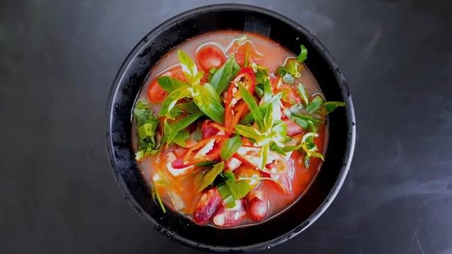 Hầu hết các chị em đều chưa biết: Hạt mít có thể nấu thành món canh chua ngon xuất sắc thế này! - Ảnh 1.
