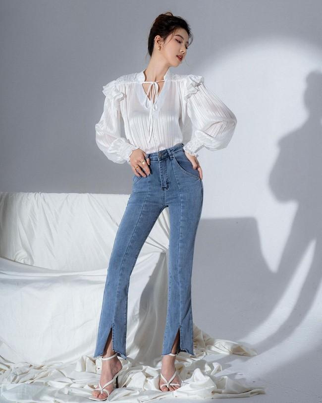 10 shop bán quần jeans chuẩn mốt chỉ từ 350k: Mẫu mã đa dạng hợp mọi vóc dáng - Ảnh 15.