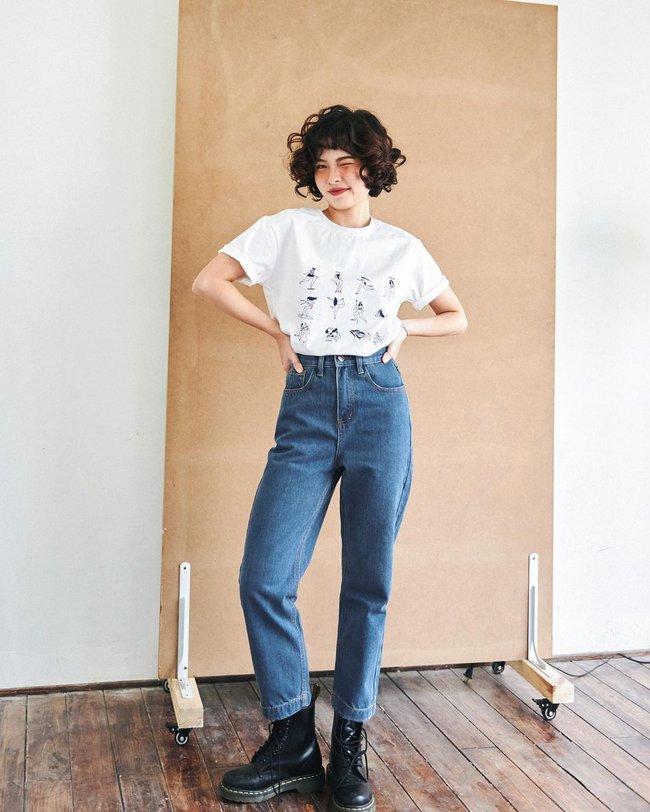 10 shop bán quần jeans chuẩn mốt chỉ từ 350k: Mẫu mã đa dạng hợp mọi vóc dáng - Ảnh 19.