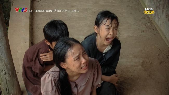 Hạnh Thúy gây bức xúc vì hành hạ cháu gái dã man trong phim VTV - Ảnh 6.
