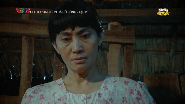 Hạnh Thúy gây bức xúc vì hành hạ cháu gái dã man trong phim VTV - Ảnh 1.