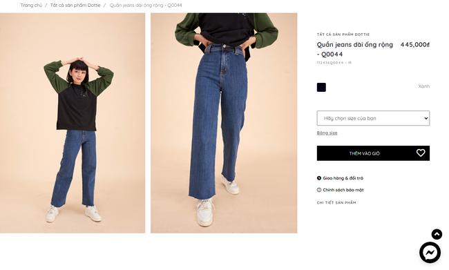 10 shop bán quần jeans chuẩn mốt chỉ từ 350k: Mẫu mã đa dạng hợp mọi vóc dáng - Ảnh 5.