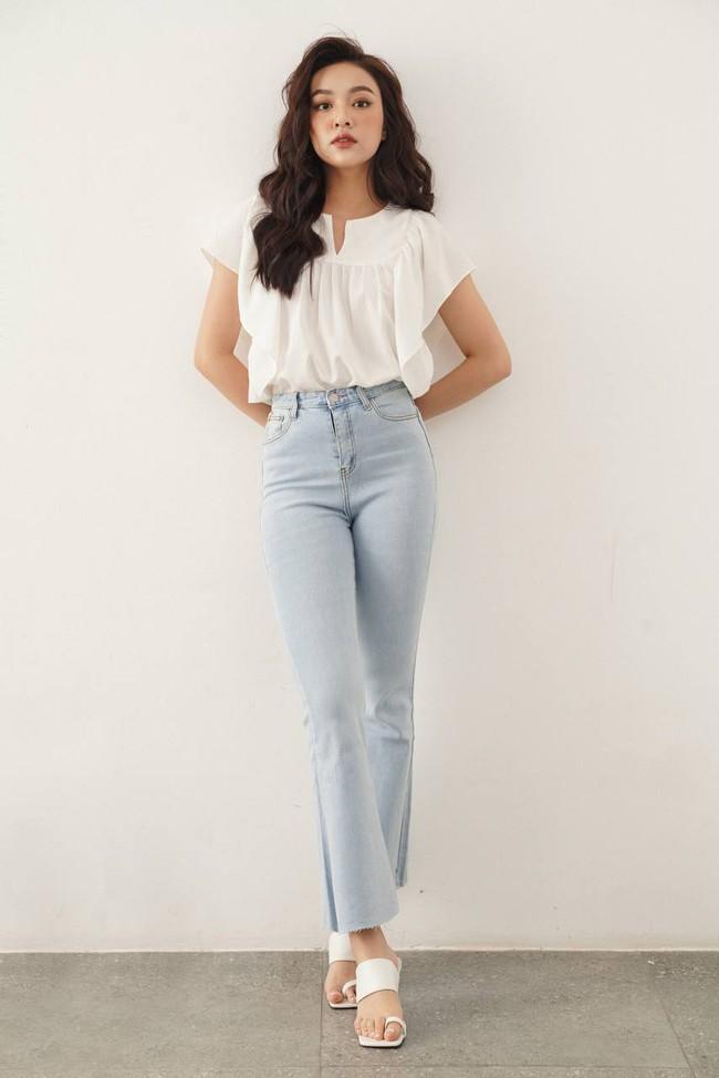 10 shop bán quần jeans chuẩn mốt chỉ từ 350k: Mẫu mã đa dạng hợp mọi vóc dáng - Ảnh 9.