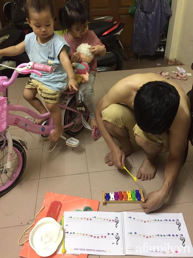 Mẹ Hà Nội tạo ra hàng tá hoạt động vui chơi cho con tại nhà, vừa làm việc online vừa chăm 2 con nghỉ học tránh dịch vẫn ngon ơ - Ảnh 13.