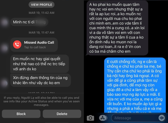 """Người phụ nữ tố chồng """"lật lọng"""" vô trách nhiệm: Vợ về Việt Nam dưỡng thai thì bị coi là ly thân, ép ly hôn khi sinh con được 4 tháng! - Ảnh 2."""