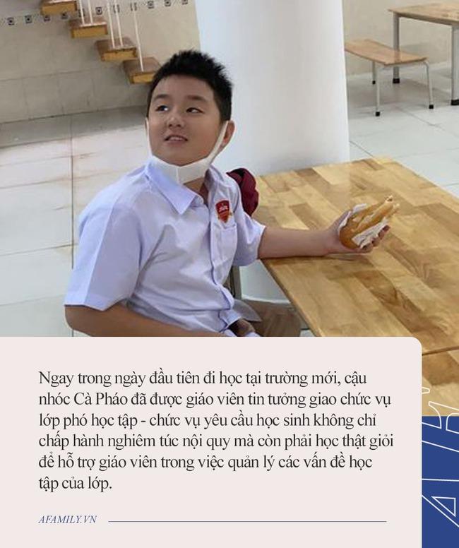 Hậu ly hôn Quách Ngọc Ngoan, Lê Phương nuôi dạy con miễn chê, cho nhóc Cà Pháo học tại trường quốc tế sang, xịn mà lại rẻ - Ảnh 4.