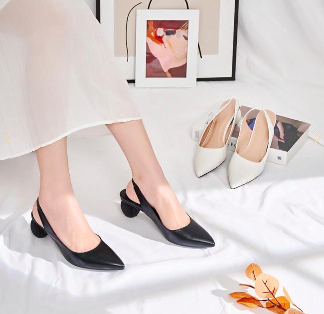 Gợi ý 10 đôi giày từ bệt đến cao gót đi cực êm chân: Món quà ý nghĩa nhân Ngày của mẹ, mẹ nào cũng phải tấm tắc khen con hiền, dâu thảo - Ảnh 13.