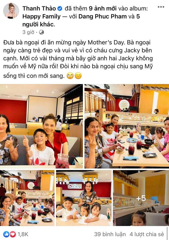 """Sao Việt trong Ngày của mẹ: Kim Lý gửi lời yêu thương cho 4 người mẹ cùng Hồ Ngọc Hà, Nhã Phương nhắn nhủ """"bên mẹ là nơi bình yên nhất"""" - Ảnh 14."""