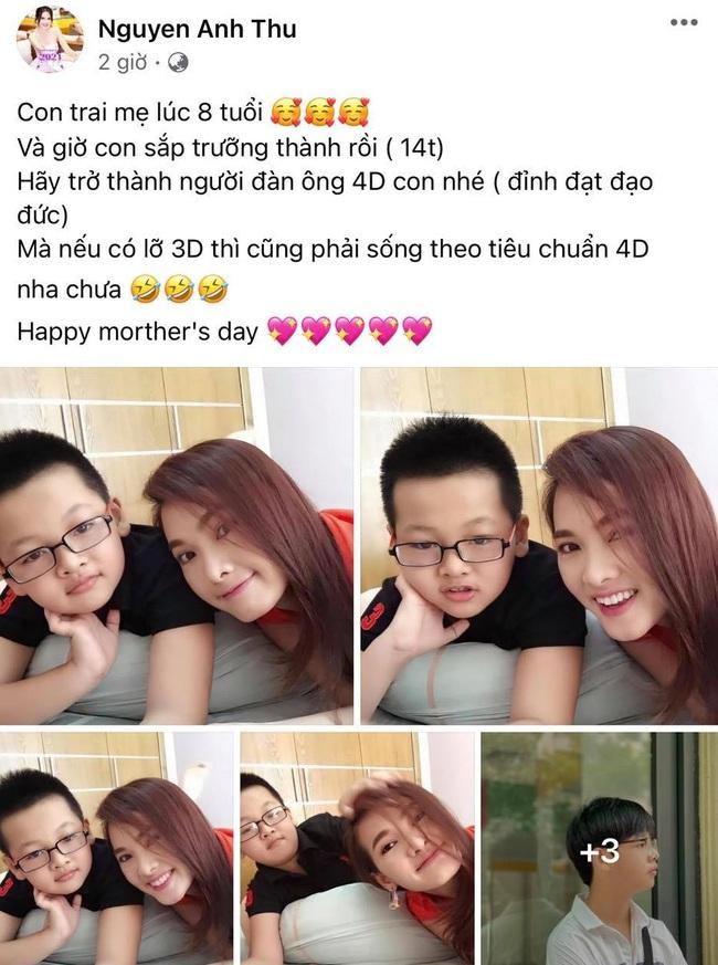 """Sao Việt trong Ngày của mẹ: Kim Lý gửi lời yêu thương cho 4 người mẹ cùng Hồ Ngọc Hà, Nhã Phương nhắn nhủ """"bên mẹ là nơi bình yên nhất"""" - Ảnh 8."""